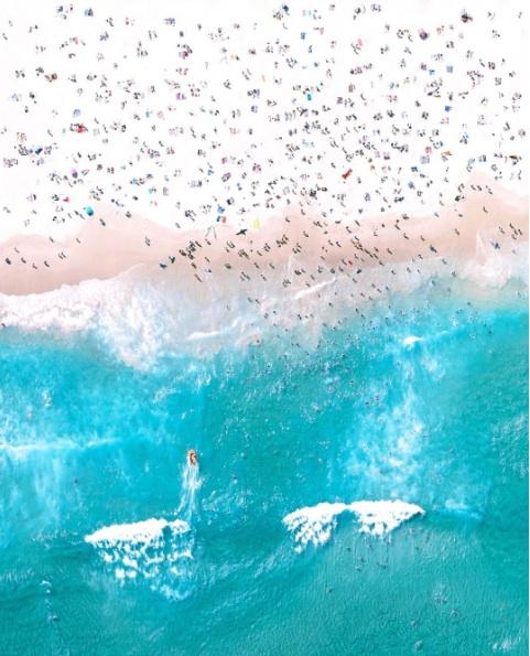 Impresionantes imágenes de satélites de Daily Overview