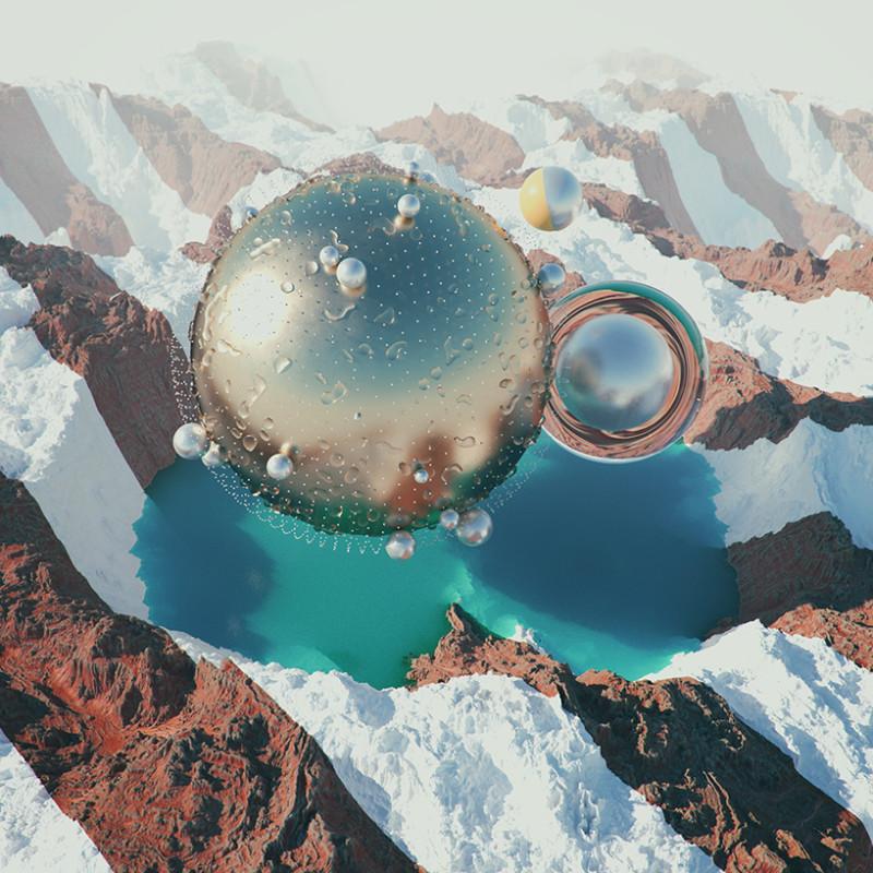 Increíbles imágenes de paisajes surrealistas