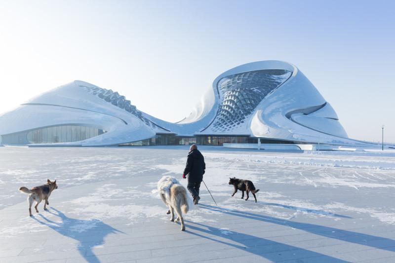 La Ópera de Harbin