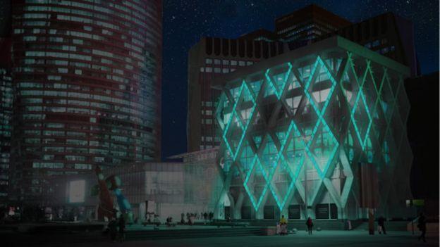 Bioluminiscencia para iluminar calles y fachadas