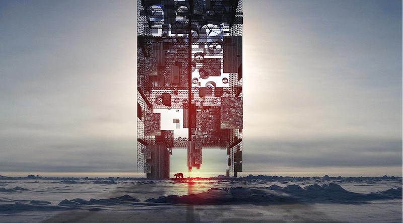 Rascacielos de enfriamiento global