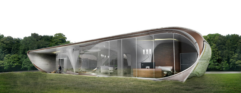 Impresión 3D para la construcción de viviendas