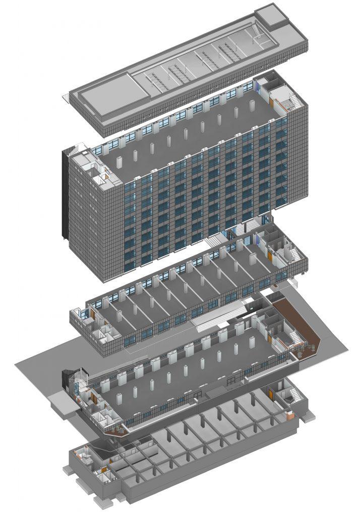 Bim arquitectos valencia singularq architecture lab - Trabajo arquitecto valencia ...
