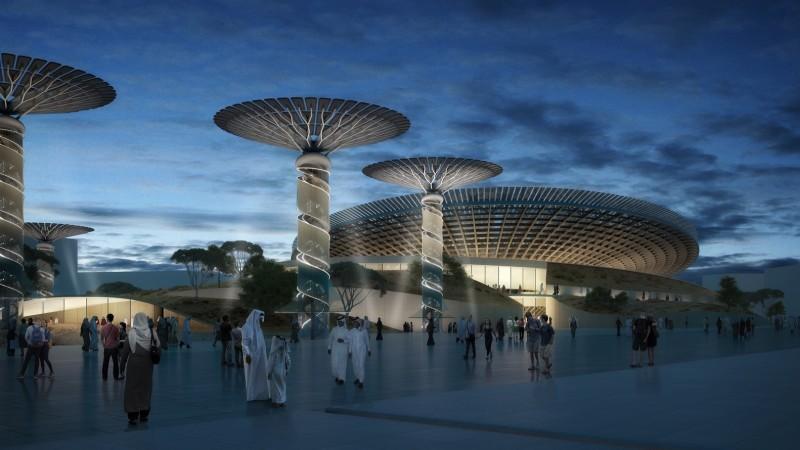 Pabellón sostenible para la Expo 2020 Dubai