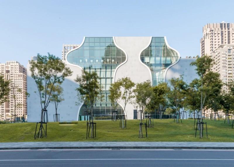 Ópera Metropolitana de Taichung de Toyo Ito