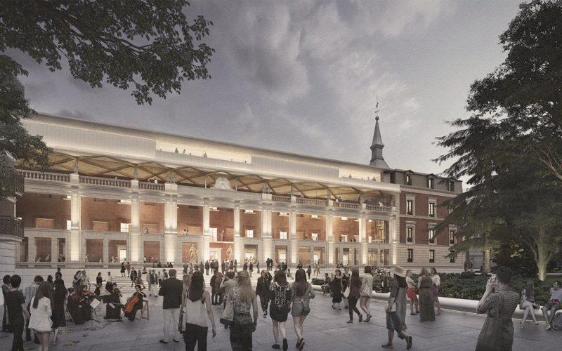 Nueva ampliación del Museo del Prado
