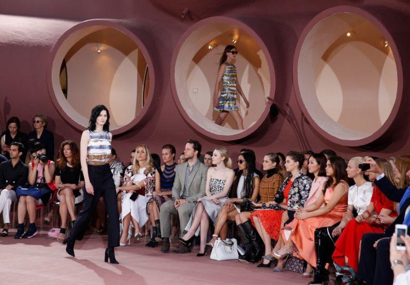 Diseñadores de moda y Arquitectura