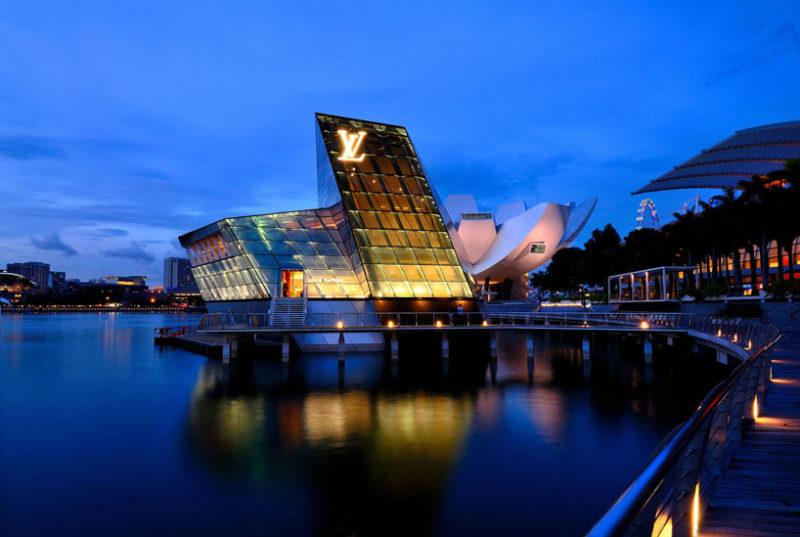5 Tiendas muy arquitectónicas