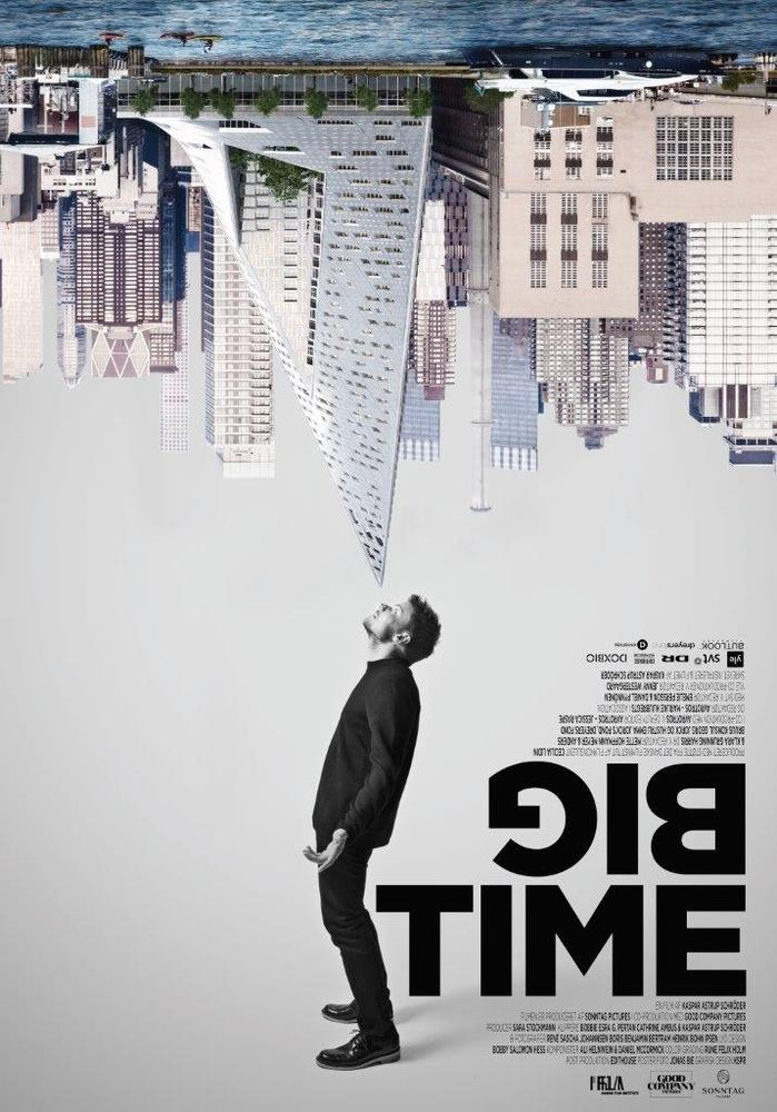 BIG TIME: El documental sobre Bjarke Ingels.