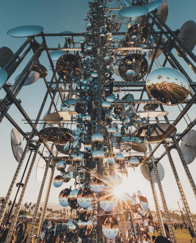 Arquitectura en Coachella 2017