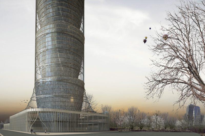 Flux Tower